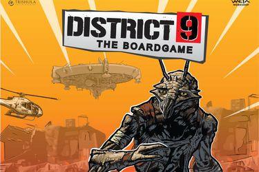 District 9 tendrá su propio juego de mesa
