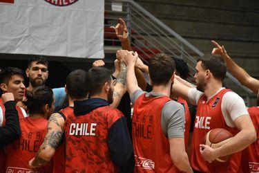 Los astros se alinean: la Generación Dorada del básquetbol chileno se reúne por primera vez con la misión de llegar al Mundial