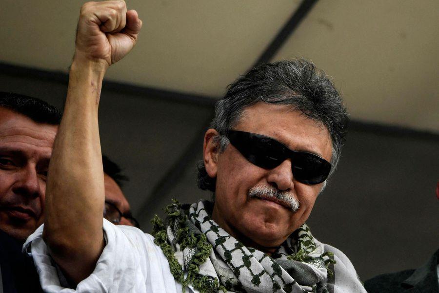 """El incierto final de """"Jesús Santrich"""", el buscado líder de las disidencias  de las FARC - La Tercera"""