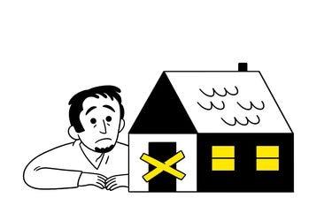 Ventas inmobiliarias en pausa