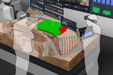 TIMining: la startup chilena que replica minas en 3D en los principales polos mineros