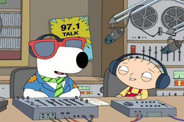 Seth MacFarlane estrenó podcast de Stewie y Brian hablando sobre el coronavirus