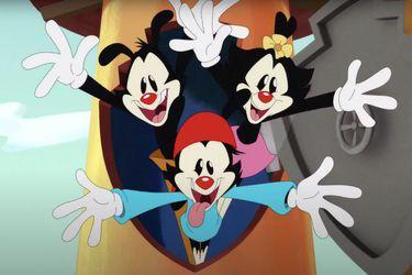 La nueva serie de los Animaniacs aseguró su tercera temporada