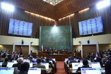 Congreso despacha veto aditivo al proyecto de indultos conmutativos con votos en contra de Chile Vamos