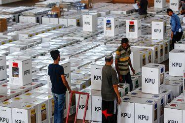 Elecciones en Indonesia