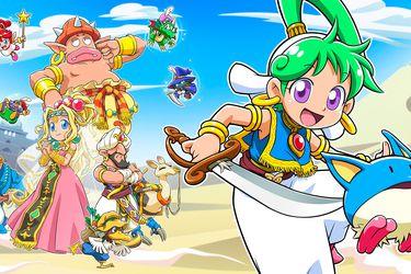 Wonder Boy: Asha in Monster World presenta su primer tráiler