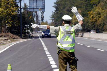 Balance tras Fiestas Patrias: Se registraron 719 accidentes de tránsito, 455 detenidos y 24 fallecidos