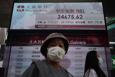 Las bolsas chinas sufren mayor caída desde marzo tras anuncios sobre educación