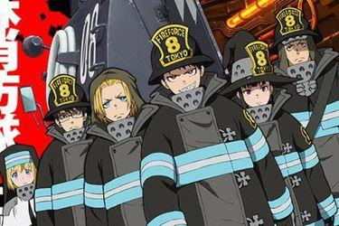 Manga Fire Force está próximo a entrar en su arco final