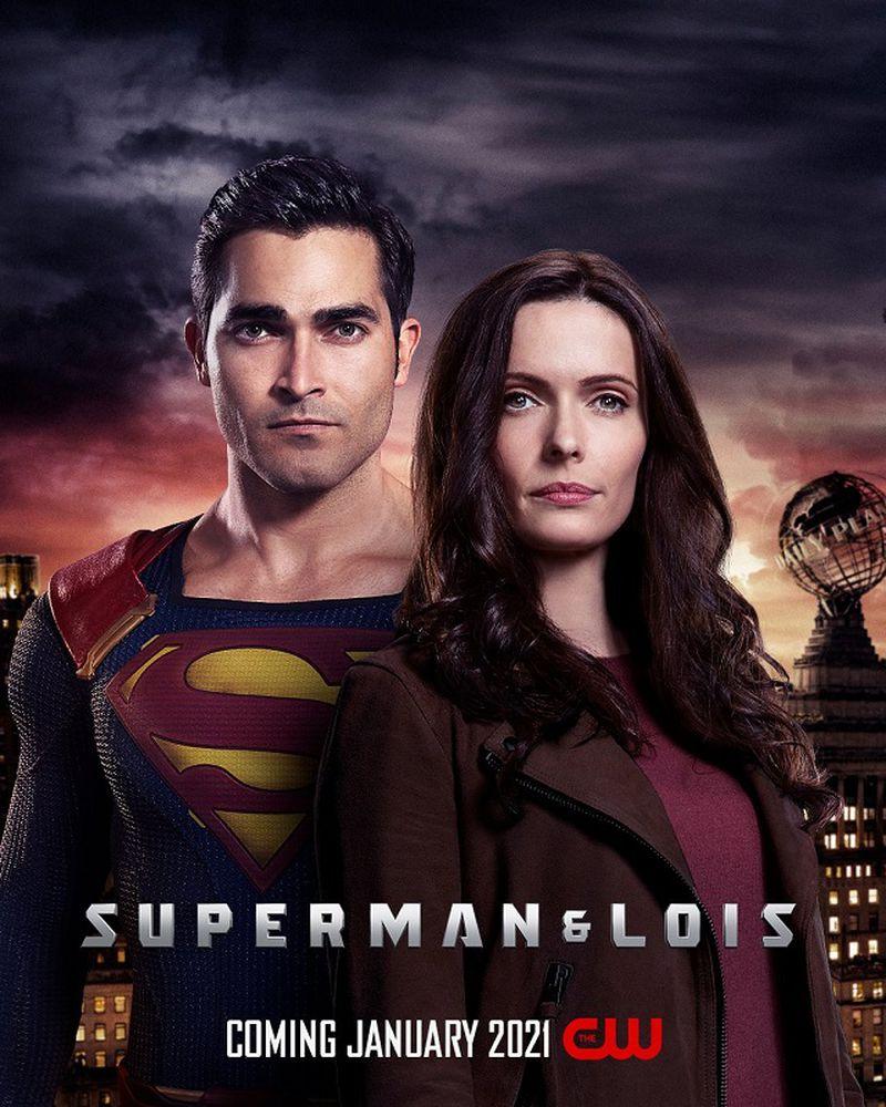The CW reveló el primer póster y la sinopsis de Superman & Lois ...