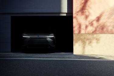 Toyota publica video del que será el primer SUV eléctrico de su historia