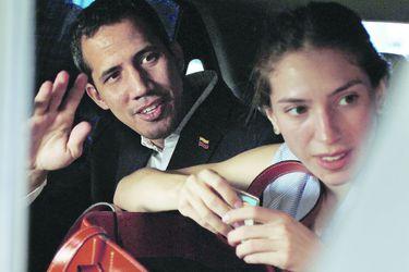 Venezuelan opposition leader Juan Guaido w (44822814)