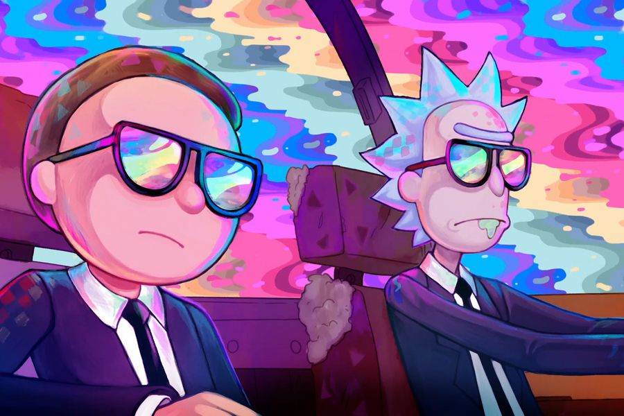 rick morty (2)