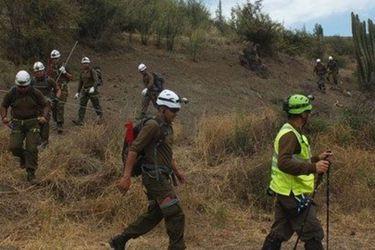 Con un dron, Carabineros encuentra a menor de edad extraviado en el cerro Panul