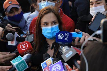 """Fiscal María José Bowen: """"Cuando Denisse Llanos declaró no surgió ningún antecedente que la incriminara en los hechos que ocurrieron con Ámbar"""""""