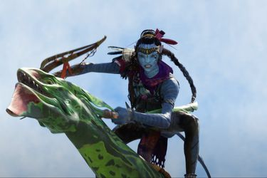 Ubisoft presentó a Avatar: Frontiers of Pandora con un tráiler