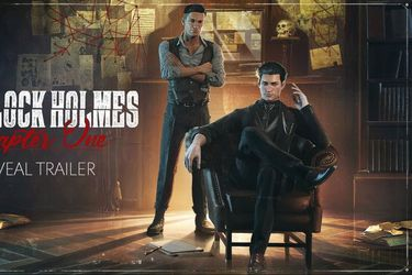 Sherlock Holmes: Chapter One  llegará en noviembre a PC y consolas de nueva generación