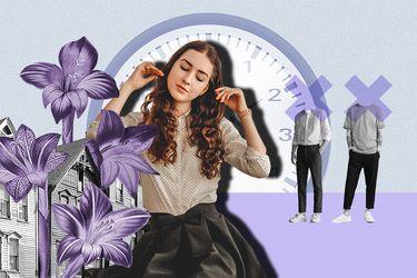 """Aprender a estar soltera después de una vida pololeando: """"Pensaba que no sería capaz de valérmelas por mí misma"""""""