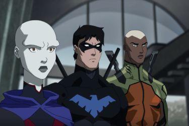 Ya hay varios capítulos listos para la cuarta temporada de Young Justice