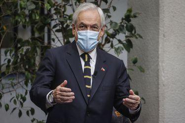 """Presidente Piñera por asesinato de menor en Longaví: """"Cuesta entender quién puede tener tanta maldad como para causar tanto daño"""""""