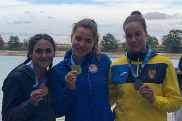 María José Mailliard consigue el bronce en la final del C1 200