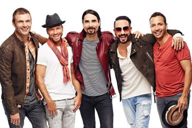"La cuarentena de Backstreet Boys: ""I Want It That Way"" por videollamada"