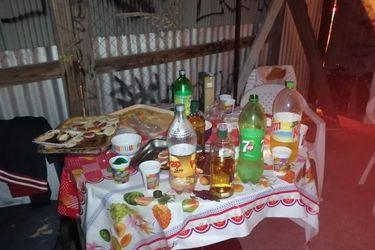 40 detenidos por fiesta clandestina sorprendida en Maipú
