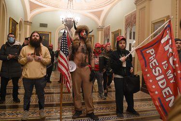 Republicanos bloquean comisión para investigar asalto al Capitolio