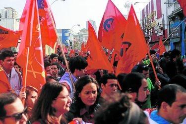 El Partido Comunista celebrará su campaña en el Teatro Caupolican