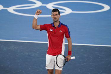 Djokovic se impone con todo a Nishikori y alcanza las semifinales en Tokio
