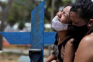 Brasil registra récord de 1.641 muertos por coronavirus en 24 horas