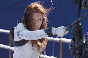 La película de  Black Widow no está basada en un cómic específico según Scarlett Johansson