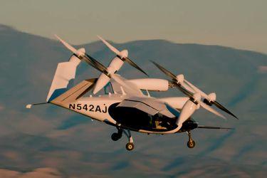 La Nasa se encuentra testeando un nuevo prototipo de taxi volador
