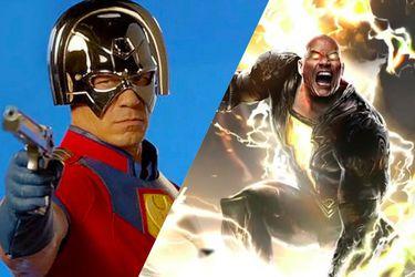 John Cena quiere luchar contra Dwayne Johnson en el Universo DC o las películas de Rápido y Furioso