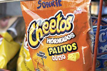 Etiquetado: Evercrisp y Minsal en disputa por Cheetos y Gatolate