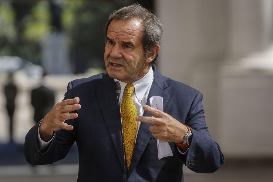 """Allamand tras reclamo de aseguradora de EE.UU. por retiro de rentas vitalicias: """"La Cancillería va a defender el interés del país"""""""