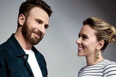 Chris Evans y Scarlett Johansson volverán a trabajar juntos en Ghosted, una nueva película de acción y romance
