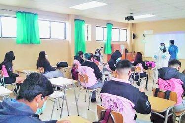 Directores de colegios:  alumnos recuperarán parte del aprendizaje