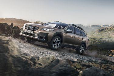 Subaru estrena en el país la sexta generación del aventurero station wagon Outback
