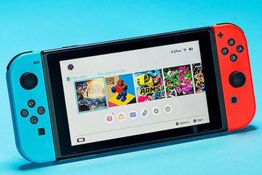 Nintendo estaría planeando una nueva versión de la Switch con una pantalla más grande