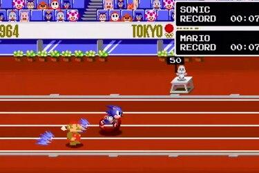 No te pierdas el nuevo tráiler de Mario & Sonic at the Olympic Games Tokyo 2020