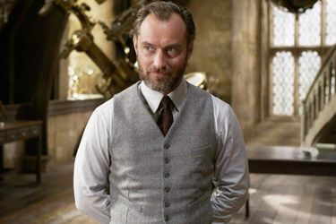 Fantastic Beasts 3 tendría más Hogwarts y más Dumbledore