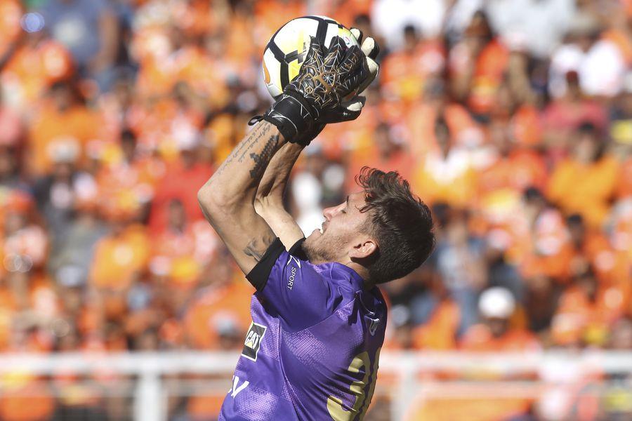 Cobreloa vs Cobresal, final Liguilla 2018