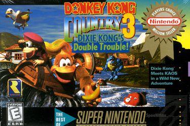 Donkey Kong Country 3 y otros cuatro juegos de SNES Y NES se suman a Nintendo Switch Online