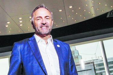 """Andrés Roccatagliata,  gerente general de Enap: """"Hemos tomado medidas dolorosas, pero es más doloroso ser una carga para el Estado"""""""