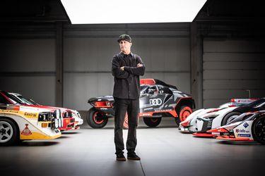Audi Sport oficializa a Ken Block para acelerar el desarrollo en el campo eléctrico