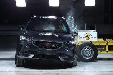 Euro NCAP inicia 2021 con calificaciones cinco estrellas