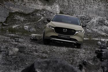 Nuevo Mazda CX-5: los japoneses le meten mano a su best seller global
