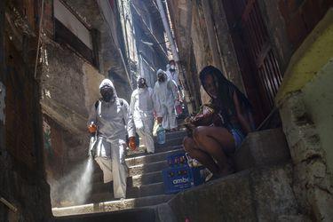 Brasil supera los 173.000 fallecidos por coronavirus y suma otros 21.000 contagios