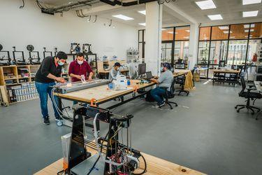 La Universidad Austral da inicio su centro de innovación, emprendimiento y tecnología